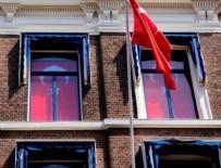 WILLEM ALEXANDER - Hollanda'da Türk bayrakları asıldı