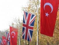 YPG - İngiltere'den Türkiye'ye 'YPG' desteği!