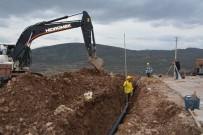 KARAAHMETLI - Karaahmetli'nin Altyapısında Geri Sayım Başladı