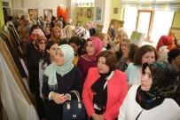 Karaman'da Karma El Sanatları Sergisi Açıldı