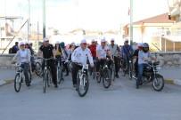 Karaman'da 'Sağlık İçin Pedal Çeviriyoruz' Etkinliği