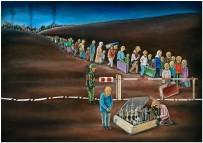 BAŞARI ÖDÜLÜ - Karikatür Yarışmasının Ödül Töreni Kocaeli Kitap Fuarı'nda