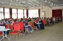 ÇOCUK SAĞLIĞI - Kartepe Kadınlar Kulübüne Astım Semineri