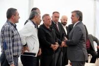 UMUT BULUT - Kayserispor'dan Gül'e Taziye Ziyareti