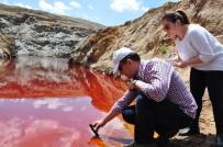OSMANGAZİ ÜNİVERSİTESİ - Kızıl Gölete Bilimsel İnceleme