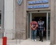 KURUSIKI TABANCA - Küçük Çocuklardan Telefonlarını Alıp Kaçan Şahıs Yakalandı