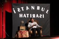 SONAR - Kültür Sanat Topluluğundan Şiir Dinletisi 'Bir Şiirdir İstanbul'