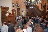 MUSTAFA KıLıNÇ - Malatya'da Berat Kandilinde Camiler Doldu Taştı