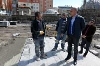 ALİ KORKUT - Muratpaşa, Kent Meydanıyla Güzelleşiyor