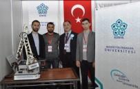 AHMET CENGIZ - NESA, 11. Uluslararası MEB Robot Yarışmasına Katıldı