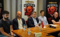 İSTANBULSPOR - Nesine.Com Eskişehir Basket Takımı Son Düzlüğe Girdi