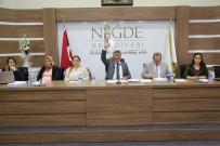 Niğde Belediye Meclisi Mayıs Ayı Toplantısını Yaptı