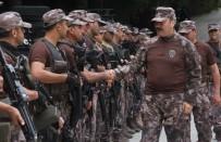 Özel Harekat Polisinin Film Gibi Terör Tatbikatı