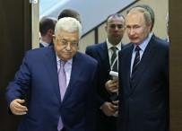 MAHMUD ABBAS - Putin Ve Abbas, Beytüllahim'de Spor-Kültür Merkezinin Açılışını Yaptı