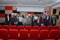 MUSTAFA ŞAHİN - Rektör Şahin Açıklaması 'Devletin Stratejik Üniversitesi Olmalıyız'