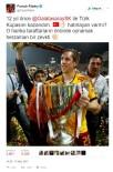 FRANCK RİBERY - Ribery, Galatasaray'ı Unutmadı