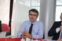 RTEÜ Tıp Fakültesi Dekanı Şimşek Sorunları Anlattı