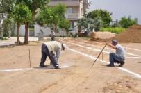 YÜRÜYÜŞ YOLU - Salihli'ye Yeni Park Yapılıyor