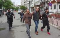 HAREKAT POLİSİ - Samsun'da DEAŞ'ın Hücre Evine Operasyon Açıklaması 10 Gözaltı