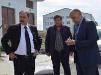 ALI ERDOĞAN - Sanayi Sitelerindeki Atıksu Sorunu Çözülecek