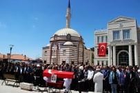 SEMA RAMAZANOĞLU - Şehit Başsavcı Mustafa Alper, Baba Ocağından Uğurlandı