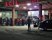 Çocuk kavgasına aileler karıştı: 11 yaralı