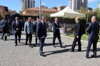 OSMAN YıLDıRıM - Sivas Heyetinden Gül'e Taziye Ziyareti