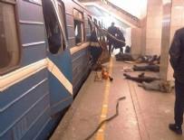 PETERSBURG - St Petersburg saldırısı ile ilişkili 1 kişi tutuklandı