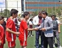 Sungurlu'da Yıldızlar Futbol Müsabakaları