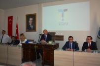 ŞAFAK BAŞA - TESKİ Genel Kurulu Toplandı