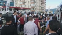 Tosya'da Motosiklet Kazası 1 Yaralı