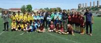 Trabzon'da Okulsporları Hokey Yıldızlar Grup Müsabakaları Sona Erdi