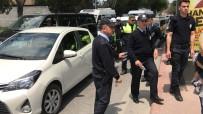 HAMİLE KADIN - Trafikte Tartıştığı Hamile Kadını Vurdu