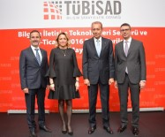 FARUK ÖZLÜ - Türkiye Bilgi Ve İletişim Teknolojileri Sektörü 94.3 Milyar TL Büyüklüğe Ulaştı