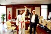 HAZıRLıK SıNıFı - Türkiye Karate Şampiyonu HKÜ'den