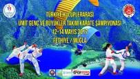 ESAT DELIHASAN - Türkiye Kulüpler Karate Şampiyonası, Fethiye'de Yapılacak