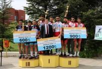 19 MAYIS ÜNİVERSİTESİ - Üniversitelerarası 3. Dağ Bisiklet Yarışı