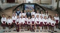HÜSNÜ ŞENLENDİRİCİ - Uşaklılar Merakla 'Çocuk Sesler Korosu'Nu Bekliyor