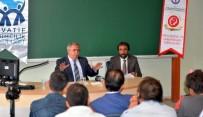 MAHALLİ İDARELER - Vali Ahmet H. Nayir Açıklaması Kütahya 14. Görev Yerim