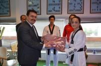 Vali Arslantaş, Dereceye Giren Sporcuları Ödüllendirdi