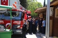 CEM SULTAN - Yangına Müdahale Ettiği Sırada Yaralanan İtfaiye Çavuşu Şehit Oldu