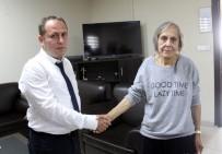 OTOBÜS ŞOFÖRÜ - Yaşlı Kadın Otobüste Unuttuğu 'Servetini' Teslim Aldı