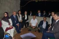 KıŞLAK - Yurt Yangınını Araştırma Komisyonu, Yangında Ölenlerin Ailelerini Ziyaret Etti