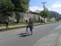 BALABAN - 19 Mayıs Gençlik Koşusu Yapıldı