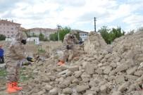 BAĞBAŞı - AFAD'dan Gerçeğini Aratmayan Deprem Tatbikatı