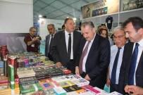 KITAP FUARı - Akdeniz'in En Büyük Kitap Fuarı Açıldı