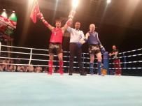 ALTUNTAŞ - Altuntaş, Muay Thai Dünya Üçüncüsü Oldu