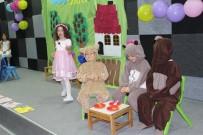 ATATÜRK İLKOKULU - Anneler Okuyor Çocuklar Anlatıyor Masal Anlatma Yarışması Yapıldı