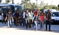 KATKI MADDESİ - Antalya'da Uyuşturucu Operasyonu