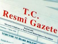 GIDA TARIM VE HAYVANCILIK BAKANLIĞI - Atama kararları Resmi Gazete'de yayımlandı